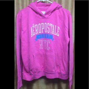 Girl's Pink Hoodie